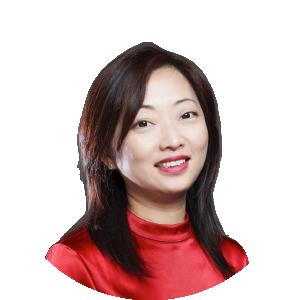 Photograph of Shirley Meng